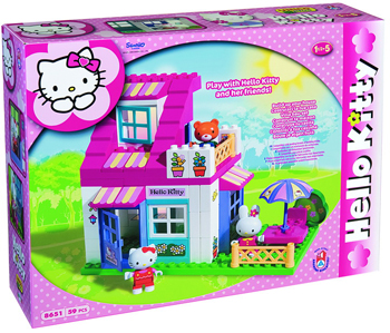 Hello Kitty H�zik�ja