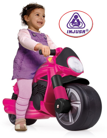 Wheeler GIRL pink motor
