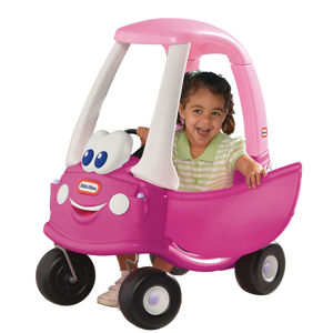 Cozy Coupe Rosy -r�zsasz�n