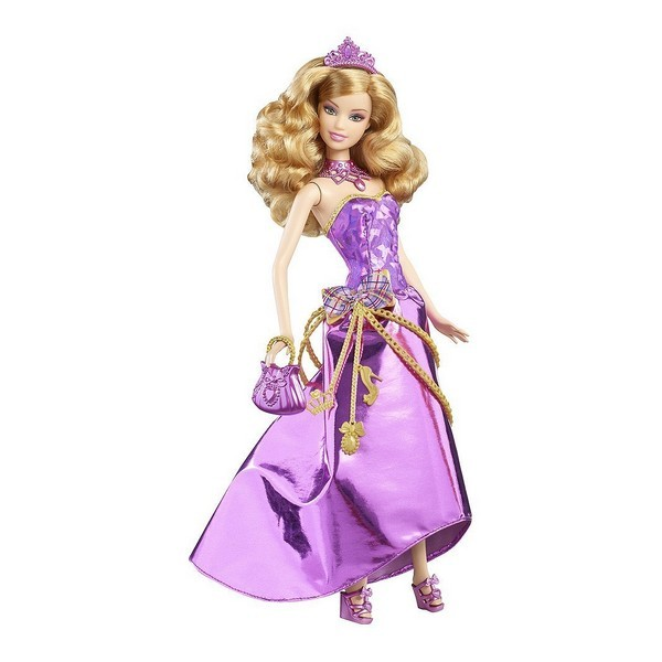 Barbie hercegnõképzõ Delancy