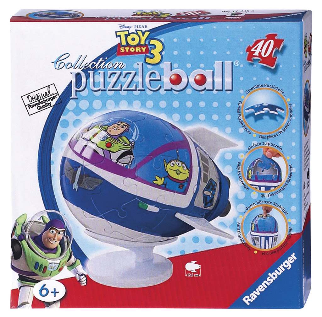 Puzzleball Toy Story